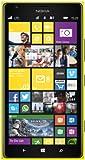Nokia Lumia 1520 Smartphone (15,2 cm (6,0 Zoll) IPS LCD FULL HD, 20 Megapixel Kamera, 2,2 GHz  Quad-Core Prozessor, Windows Phone 8) gelb