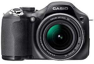 Casio Exilim EX-FH20 Highspeed Digitalkamera (9 Megapixel, 20-fach opt. Zoom, 7,6 cm Display, HD-Video)