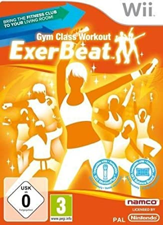 Exerbeat Gym Class Workout (Wii)