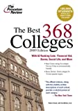 Best 368 Colleges, 2009 Edition (College Admissions Guides)