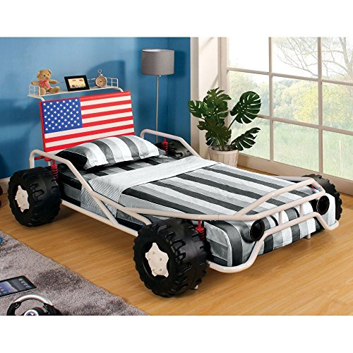 Cars Race Car Bed