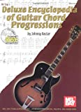 Deluxe Encyclopedia of Guitar Chord Progressions  Book/CD Set