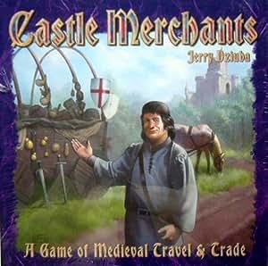 Z-Man Games - Castle Merchants