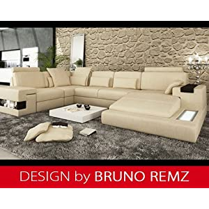 g nstig kaufen bruno remz augsburg design sofa couch ecksofa eckcouch wohnlandschaft stoffsofa. Black Bedroom Furniture Sets. Home Design Ideas