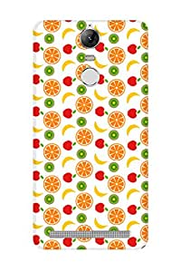 ZAPCASE PRINTED BACK COVER FOR LENOVO K5 NOTE
