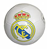 Real Madrid Football Club White Football Size 5 Soccer Ball
