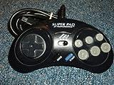 Sega Genesis Super Pad Game Controller By Performance # P-042c