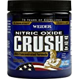 Weider CRUSH Pre-Work Out Blue Raspberry -- 330 g