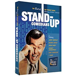 The Best of The Tonight Show &#8211; Stand-Up Comedians (2 Discs)