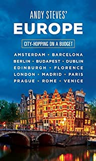 Book Cover: Andy Steves' Europe: City-Hopping on a Budget