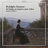 クロイツェル:ヴァイオリンのための40のエチュードと奇想曲(Kreutzer:40 Etudes pour violon)