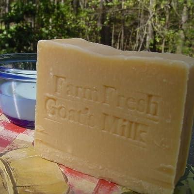 Goat's Milk Soap, Unscented