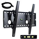 VideoSecu Black Tilt Wall Mount