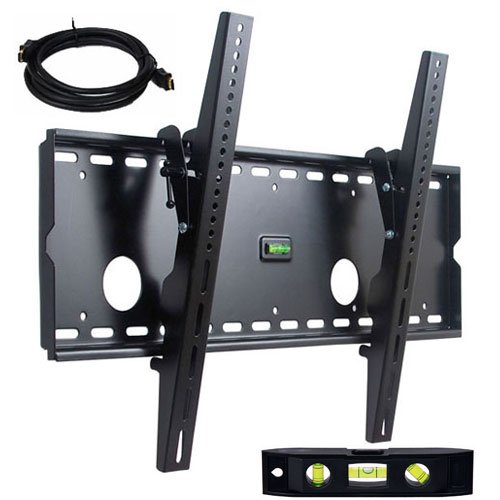 How To Videosecu Black Tilt Wall Mount Bracket For Most