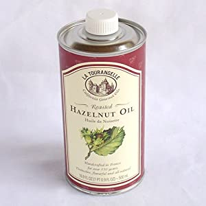 Hazelnut Oil by La Tourangelle (500 ml)