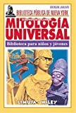 img - for Sorprendete con la mitologia universal/ Universal mythology: Biblioteca para ninos y jovenes (Biblioteca Publica De Nueva York) (Spanish Edition) book / textbook / text book