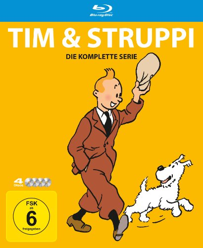 Tim & Struppi - Box [Blu-ray]