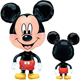 Mickey Mouse Air Walker Buddies 30 Mylar Foil Balloon