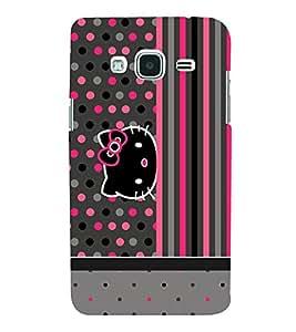 Cute Girls Design 3D Hard Polycarbonate Designer Back Case Cover for Samsung Galaxy J3 (6) J320F :: Samsung Galaxy J3 (2016)