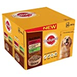 Pedigree Pouch Dog Food Gravy Real Me...