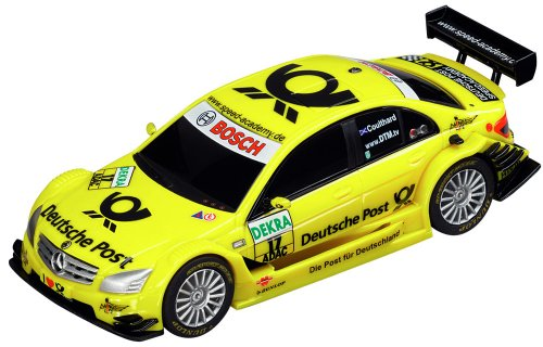 carrera-20041357-voiture-miniature-amg-mercedes-c-dtm-2008-deutsche-post-2010-dcoulthard-echelle-1-4