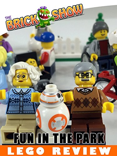 LEGO City Fun in the Park: City People Pack Review
