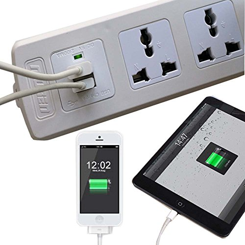 International computer power strip