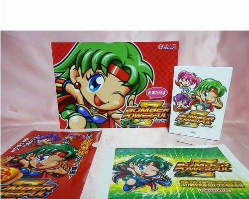 ◆09 夢夢ちゃん ボンバーパワフル2 カタログ・DVD・営業資料セット