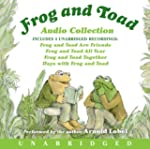 Frog And Toad Cd Audio Collection Una...