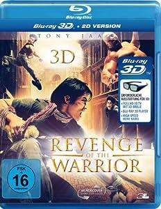 Revenge of the Warrior [3D Blu-ray]