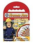Fireman Sam: Carry Along Colouring Set