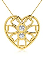 Friendly Diamonds Colgante Oro