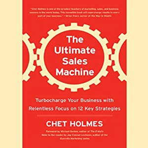 The Ultimate Sales Machine Audiobook