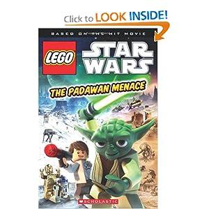 Amazon - LEGO Star Wars: The Padawan Menace [Paperback] - $2.24