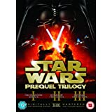 Star Wars Trilogy: Episodes I, II And III [DVD]by Hayden Christensen