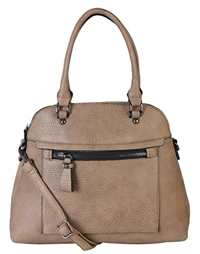 diophy-large-faux-pu-leather-tote-woman-business-shoulder-handbag-with-removable-strap-zd-2498-khaki