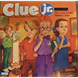Clue Jr. The Case of the Hidden Toys (1999 Vintage)