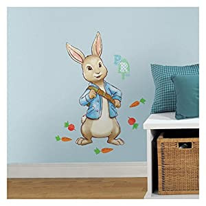37 New Peter Rabbit Wall Decals Baby Nursery Or Kids Room Wall Stickers Part 80