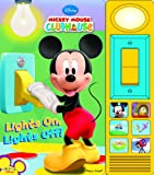 img - for Mickey Mouse Clubhouse: Lights On, Lights Off! book / textbook / text book