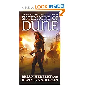 Sisterhood of Dune by