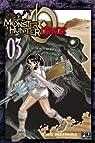 Monster Hunter Orage, Tome 3 par Mashima