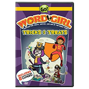 WordGirl: Tobey's Tricks & Treats