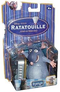 Disney Pixar Rataouille Django Action Figure