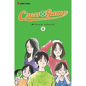 Cross Game, Vol. 8
