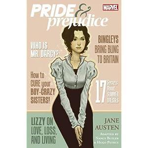 Pride and Prejudice (Marvel Classics)