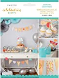 """AIL Party Supplies - Deluxe """"Happy Birthday"""" Party Decorations Bundle - Party favors to liven up any festival"""