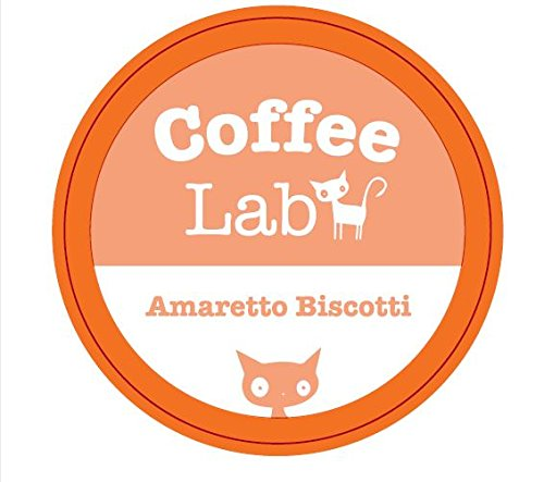 Coffee Lab - Flavored K Cup Coffee - Amaretto Biscotti (White Mocha Keurig Cups compare prices)