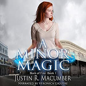 A Minor Magic Audiobook