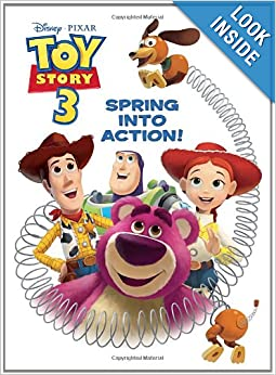 Reviews: Spring Into Action! (Disney/Pixar Toy Story 3) (Deluxe ...