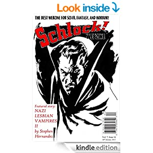 Schlock! Webzine Vol. 7, Issue 16